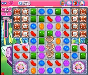 Candy Crush Level 424 Cheats, Tips, and Strategy