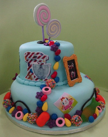 candy crush cakes 6