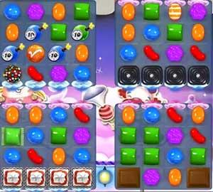 Candy Crush Saga Dreamworld Level 182