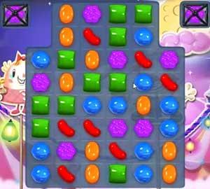 Candy Crush Saga Dreamworld Level 183