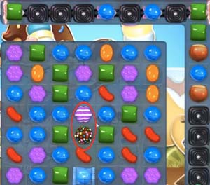 candy crush saga level 532 c
