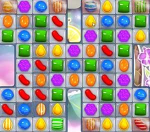 Candy Crush Saga Dreamworld Level 193