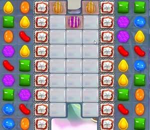 Candy Crush Saga Dreamworld level 194