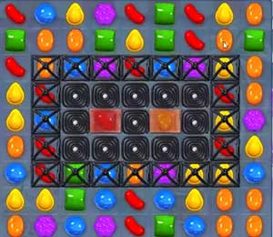 Candy Crush Saga Dreamworld Level 195