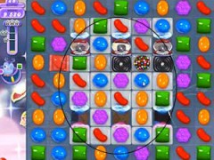 Candy Crush Saga Dreamworld Level 222