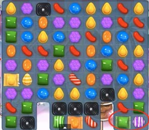 candy crush saga dreamworld level 190