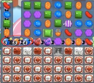 candy crush saga level 562