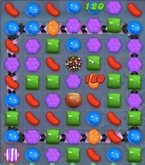 candy crush saga level 563