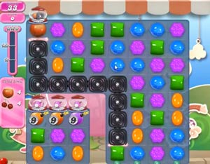 candy crush level 574