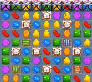 Candy Crush Saga Dreamworld Level 192