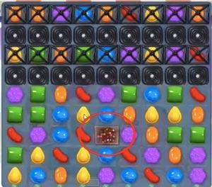 candy crush saga dreamworld level 205
