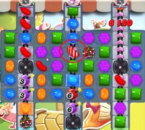 candy crush saga level 577