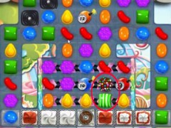 Candy Crush Level 578 Cheats, Tips, and Strategy