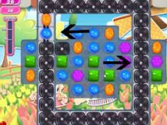 Candy Crush Level 605 Cheats, Tips, and Strategy