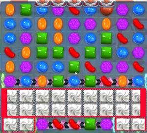 candy crush level 592