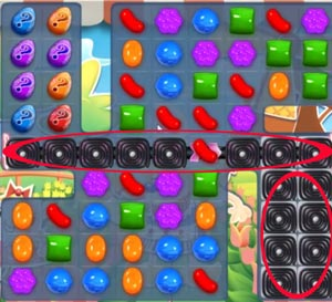 candy crush level 594