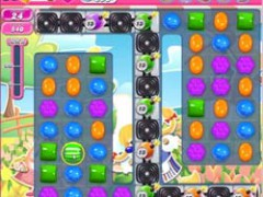 Candy Crush Level 596 Cheats, Tips, and Strategy